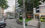 Um segurança atirou contra colega após desentendimento dentro deuma agência bancária no Itaim Bibi, zona sul de São Paulo, na manhã destaterça-feira (6). A Polícia Militar foi acionada após uma pessoa ter ouvido doisdisparos de arma de fogo dentro de uma agência do Santander, na avenida SantoAmaro, 3330