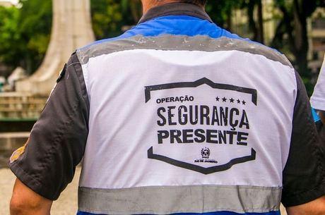 Agentes do programa Segurança Presente prenderam o grupo
