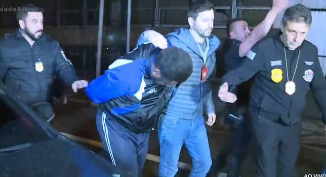 David de Oliveira Fernandes foi preso na sexta-feira (6)