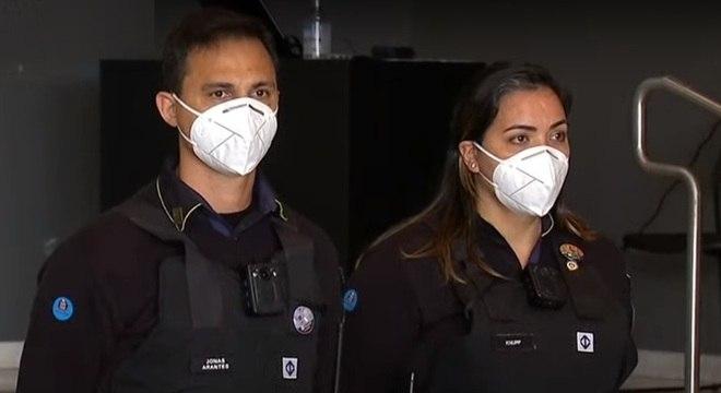 Seguranças do Metrô de São Paulo vão usar câmera acoplada ao uniforme