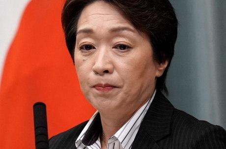 Seiko Hashimoto admitiu adiar Jogos Olímpicos