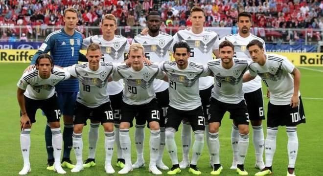 da8b580cf0867 jogadores da Alemanha que vão tentar o tetracampeonato mundial na Rússia