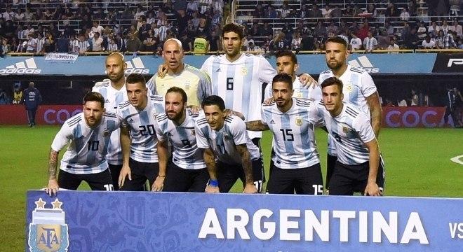O elenco da seleção da Argentina para a Copa do Mundo de 2018 - Copa ... 576ff1b3929e6