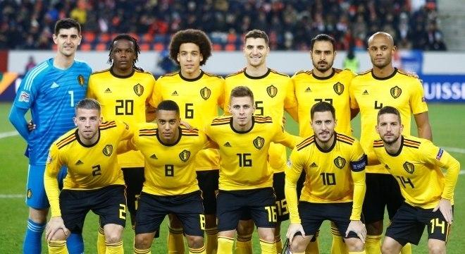 Seleção da Bélgica assumiu a liderança do Ranking da Fifa em outubro