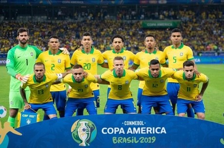 Atual Geracao Busca O Primeiro Titulo Pela Selecao Brasileira Esportes R7 Futebol