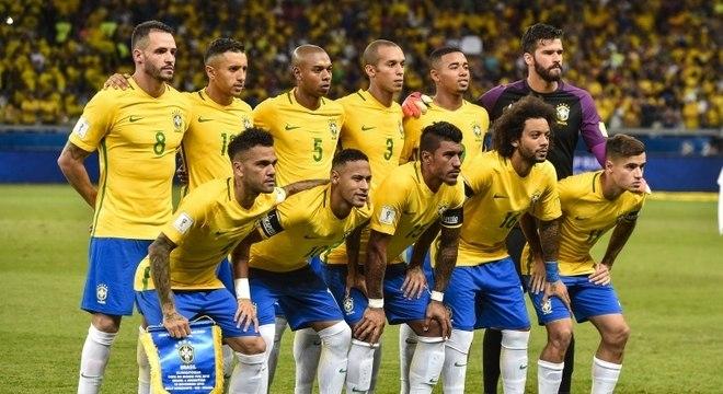 725e3d807b O Brasil vai parar para ver a seleção em campo na Copa do Mundo da Rússia