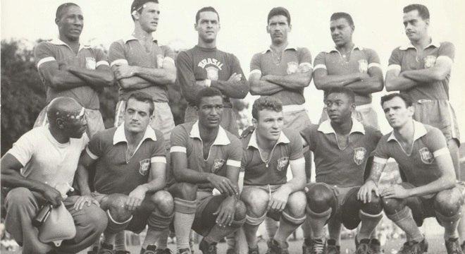 Livro tem 72 fotos raras da concentração brasileira em Minas Gerais
