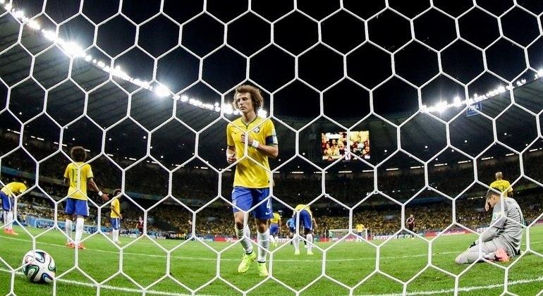 Há 7 anos, Brasil perdia por 7 a 1 para Alemanha, em casa, na semifinal da Copa do Mundo