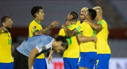 Brasil volta a campo pelas eliminatórias em junho