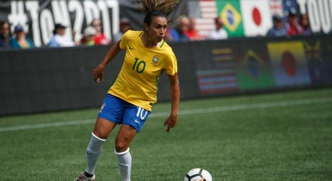 Seleção brasileira feminina é convocada para amistosos - Lance - R7 ... 63ec3906e5b25