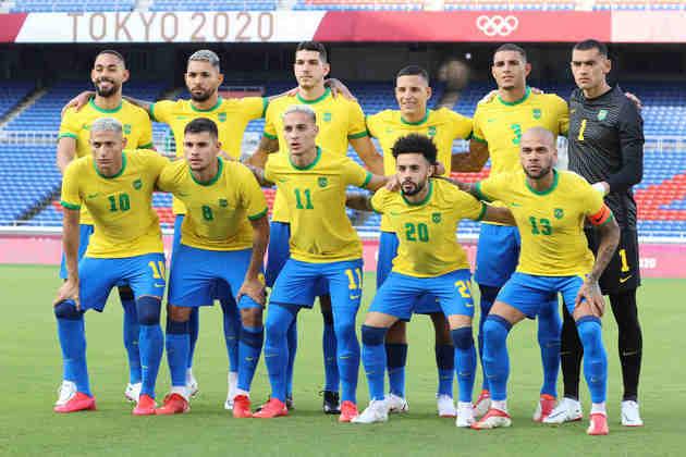 Seleção brasileira empatou com a Costa do Marfim.
