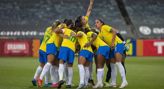Seleção brasileira conquistou a prata em Atenas 2004 e em Pequim 2008