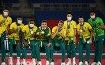 COB vai acionar área jurídica para cobrar futebol brasileiro nos JogosVEJA MAIS