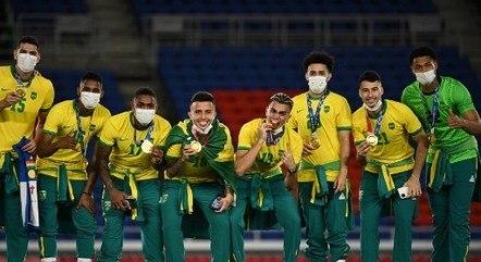 Brasil venceu a Espanha na prorrogação