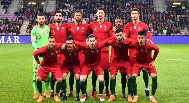 173b5844532d7 O elenco da seleção de Portugal para a Copa do Mundo de 2018 - Copa ...