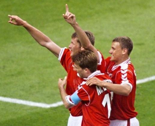 Seleção dinamarquesa: um título (1992)