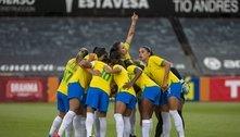 Suplentes da seleção feminina ganham vaga nos Jogos Olímpicos