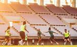 Depois da estreia contra a China, a seleção enfrenta a Holanda, atual vice-campeã mundial, no mesmo local, no sábado (24)