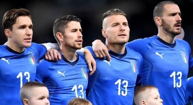Seleção italiana jogará contra a Arábia Saudita no final de maio 7484b0ff67644
