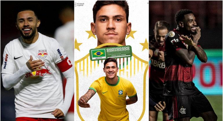 Gerson Pedro E Claudinho Veja Os Convocados Para A Selecao Olimpica Esportes R7 Olimpiadas