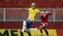 Brasil vence os Emirados Árabes em último teste antes da Olímpíada