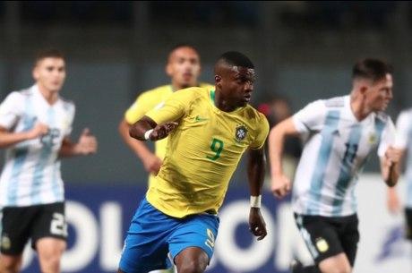 Brasil terminou o hexagonal em quinto