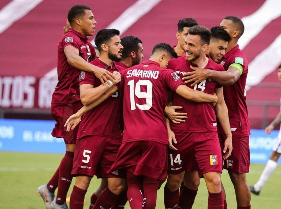 Sete jogadores da Venezuela com Covid. Adversários da estreia do Brasil amanhã