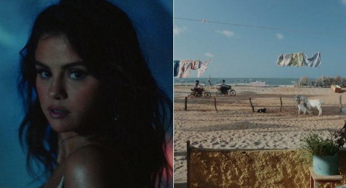 O clipe da música 'Baila Conmigo' teve cenas registradas no Brasil