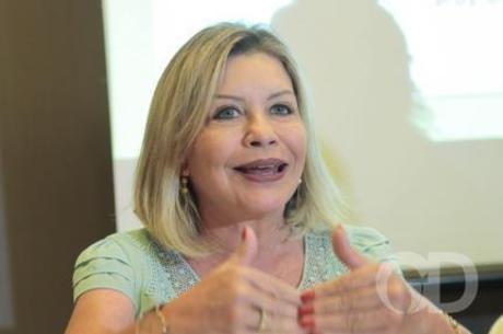 Senadora Selma Arruda, que teve o mandato cassado pelo TRE