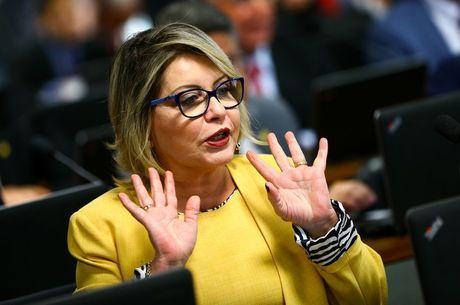 Na imagem, Selma Arruda (Podemos-MT)