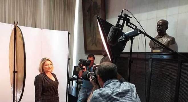 Foto da foto oficial para o Senado