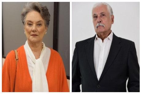 Personagens de Selma e Paulo vivem romance