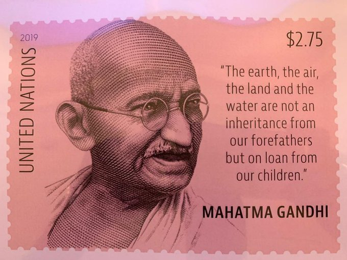 Índia comemora os 150 anos do nascimento do libertador Gandhi - Notícias -  R7 Internacional