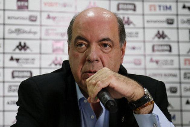 Sem Nelson Muffarej poder se candidatar à reeleição, Alessandro Leite será o nome da situação, que terá a chapa