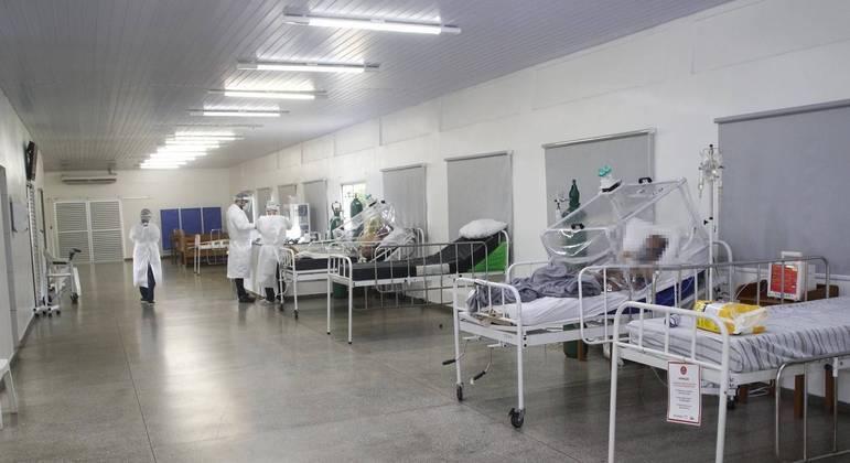 Amazonas tem alta de 66% na média de mortes pela covid-19 em 14 dias