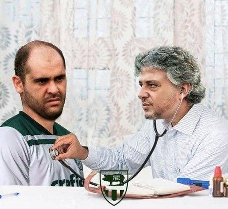 Semifinal (volta - 12/01/2021) - Palmeiras 0 x 2 River Plate