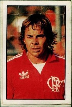 ... Sempre era o goleiro entre ciclos de importantes (saída de Renato até a chegada de Raul e saída de Fillol e a chegada de Zé Carlos). Foi o reserva em todas as conquistas da Era de Ouro.