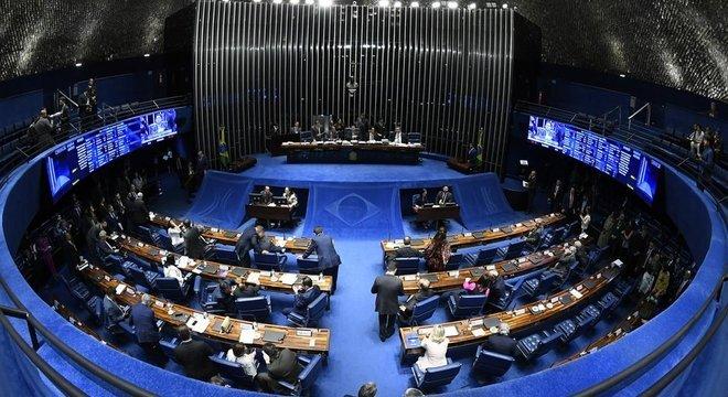 A reforma da Previdência deverá ser votada no Senado em primeiro turno na terça-feira 24 de setembro