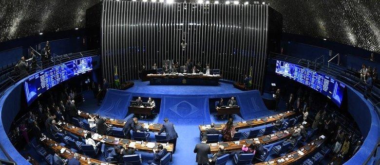 Presidente do Senado, Davi Alcolumbre, diz que abrirá sessão no plenário às 16h