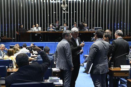 Senadores concluem votação da reforma