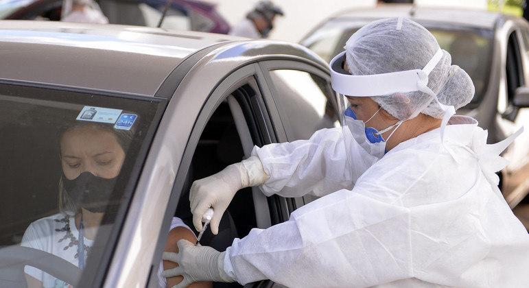 Vacinação contra o vírus influenza vai até o dia 9 de julho no Brasil
