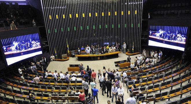 Senado retoma os trabalhos em 1º de fevereiro com posse dos eleitos em outubro