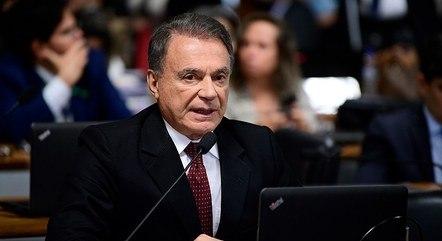 Na imagem, senador Álvaro Dias (Podemos-PR)