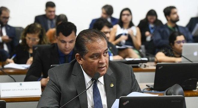 Em pronunciamento, o senador Eduardo Gomes (MDB-TO)