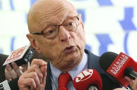 O senador Espiridião Amin (PP-SC)