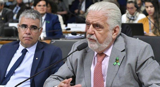 Jaques Wagner perguntou a Moro sobre grampo entre Lula e Dilma