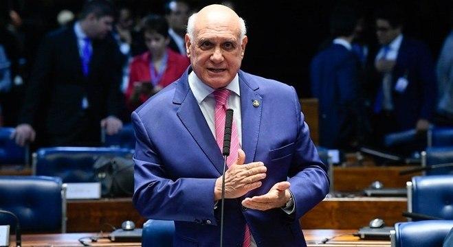 Martins diz que 37 senadores já assinaram carta concordando prisão em 2ª instância