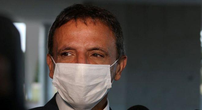 O senador Márcio Bittar, relator da PEC emergencial