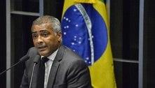 Senador Romário bate boca com ministro da Educação