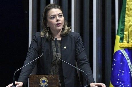 Senadora Leila Barros (PSB-DF)